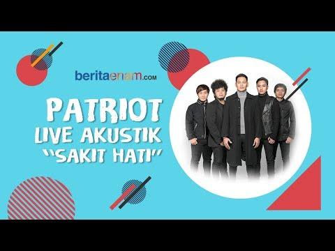 Patriot Band Indonesia - Sakit Hati Ini (Akustik Beritaenam.com)