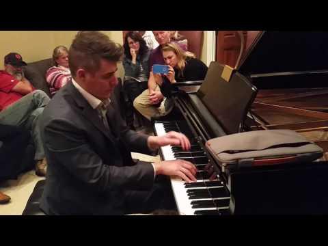 Josh Wright plays Hungarian Rhapsody No. 2