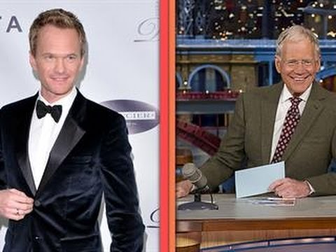 ET Now: NPH To Replace Letterman?