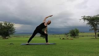 Yoga Morning Flow | DACHZELT FESTIVAL 2018