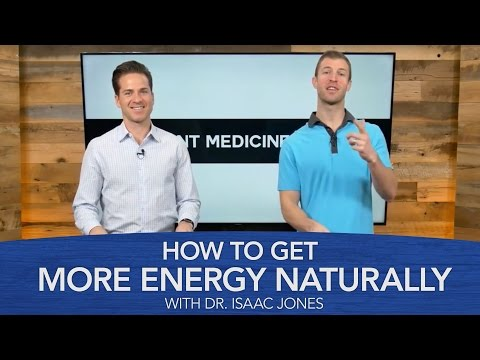 How to Get More Energy Naturally with Dr. Isaac Jones