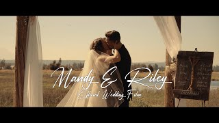Mandy and Riley Wedding Film 4k