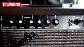 Squier Telecaster and Fender Frontman pack Review