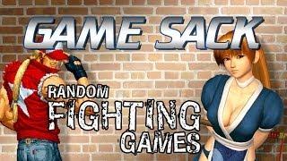 Game Sack - Random Fighting Games