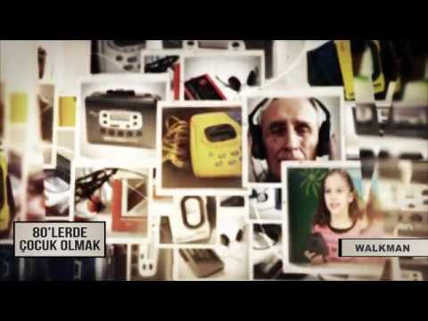 80'LERDE ÇOCUK OLMAK | Walkman