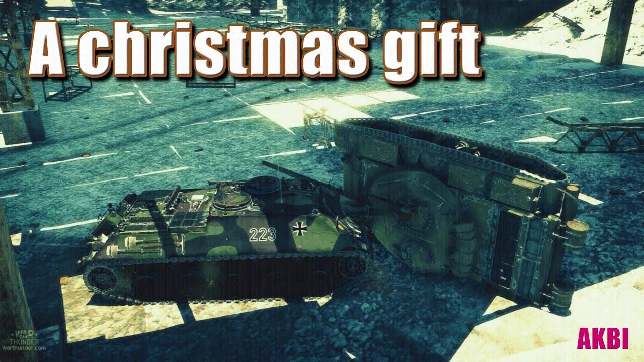 War thunder - A Christmas Gift - YouTube
