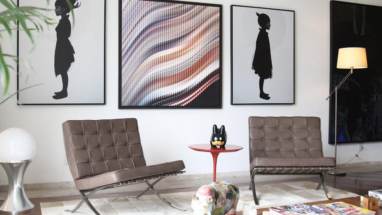 Urban Arts - Uma Galeria de Arte Diferente - YouTube