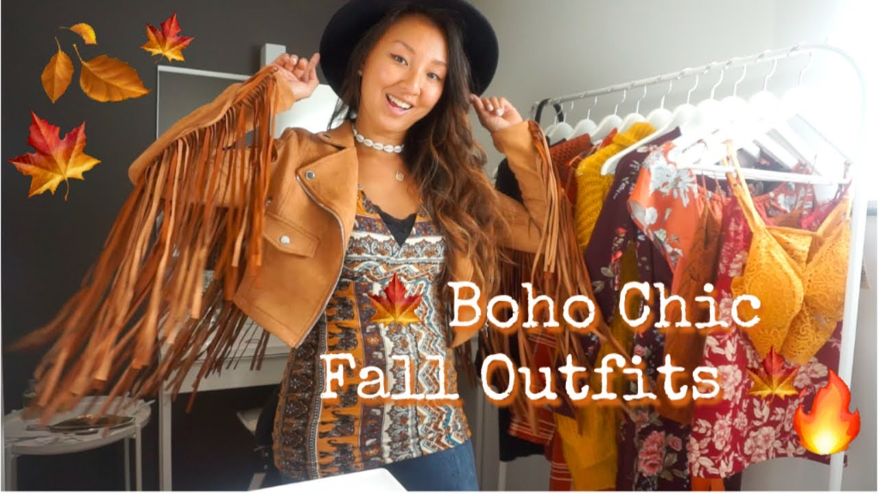 [VIDEO] - ? FALL OUTFIT IDEAS ? Fall Fashion Lookbook 2019 6