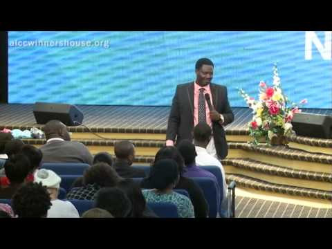 I am Fruitful and Not Barren  Pt 2 - Dr. Festus Adeyeye