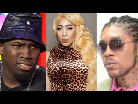 Spice Transforms Into A White Woman Was Vybz Kartel An Influence In Her Decision? October 22 2018