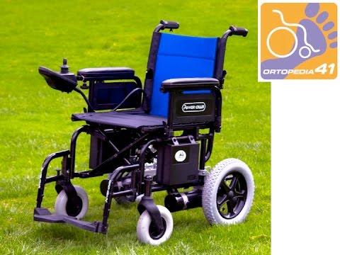 Silla de ruedas electrica power chair ortopedia 41 youtube - Ortopedia silla de ruedas ...