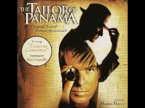 The Tailor Of Panama (Soundtrack) - 15 - The Ambassador, The Chase and the Helicopters