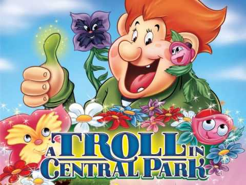 A Troll in Central Park- Absolutely Green (Full clean Intro)
