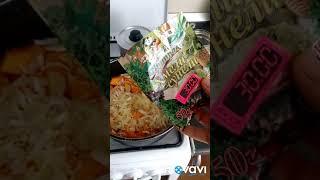 Жареная тыква и лук с чесноком это вкусно 22 11 2018
