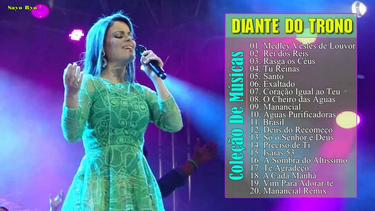 TRONO AGUAS PURIFICADORAS BAIXAR DIANTE CD 3 DO