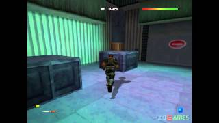Fighting Force 2 - Gameplay Dreamcast HD 720P