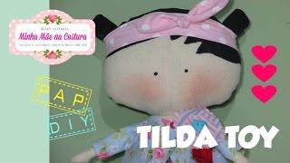 Tilda Toy Box