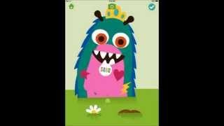Sago Mini Monsters For Kids - Youtube