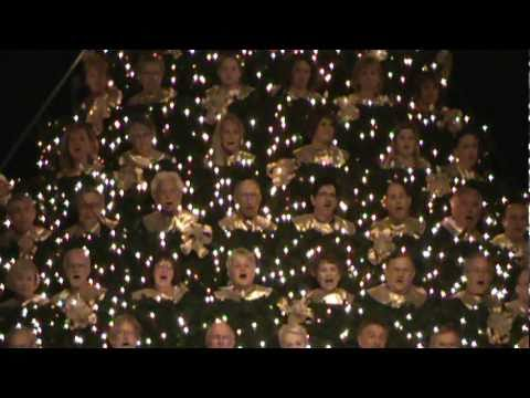 37th Annual Singing Christmas Tree