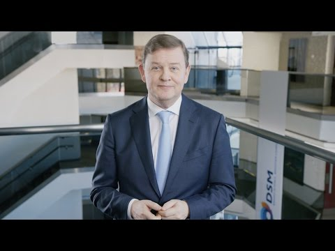 Message from our CEO Feike Sijbesma - DSM Integrated Annual Report 2016