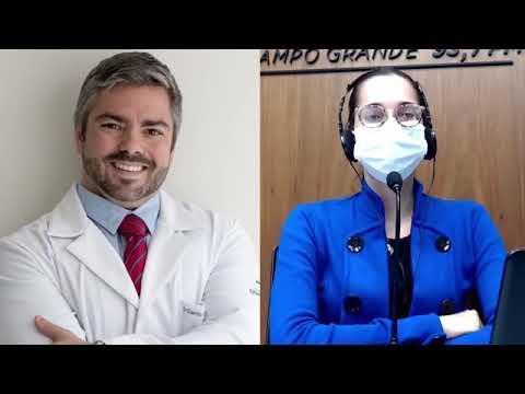 CBN SAÚDE (15/04/2021): médico urologista Danilo Galante fala sobre infecção urinária em mulheres
