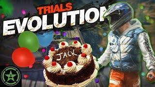 HAPPY BIRTHDAY JACK! - Trials Evolution | Let's Play