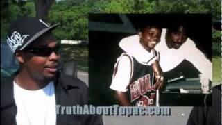 Junius Da Dutch Truth About Tupac Interview
