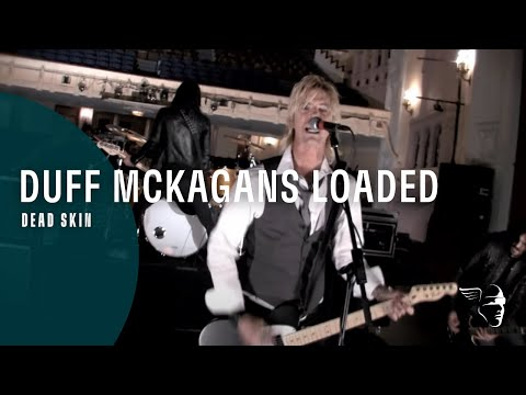 Duff McKagan's Loaded - Dead Skin (Official Video)