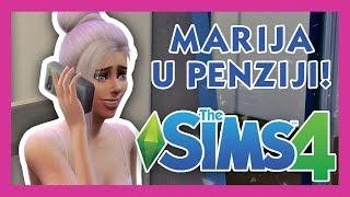The Sims 4 - Marija otišla u penziju! - BEZ KODOVA #31