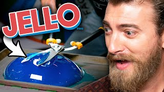 Jello Carving Challenge
