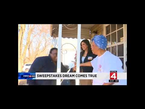 Detroit 4 WDIV covers $50,000 PCH Winner!