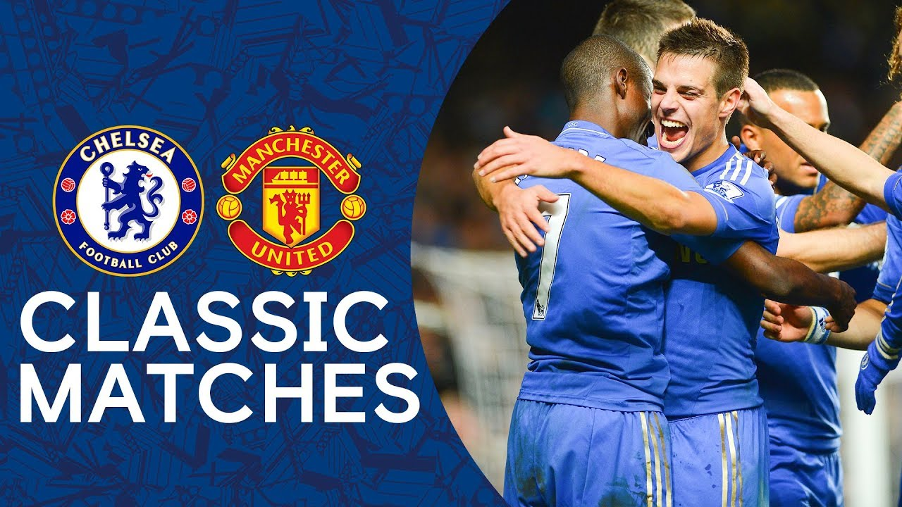 Download Chelsea 5-4 Manchester United | 9 Goal Thriller | EFL Cup Classic Highlights