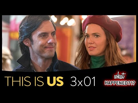 """THIS IS US 3x01 Recap: Jack & Rebecca's AWKWARD First Date & New Future """"Her"""" Clue - 3x02 Promo"""