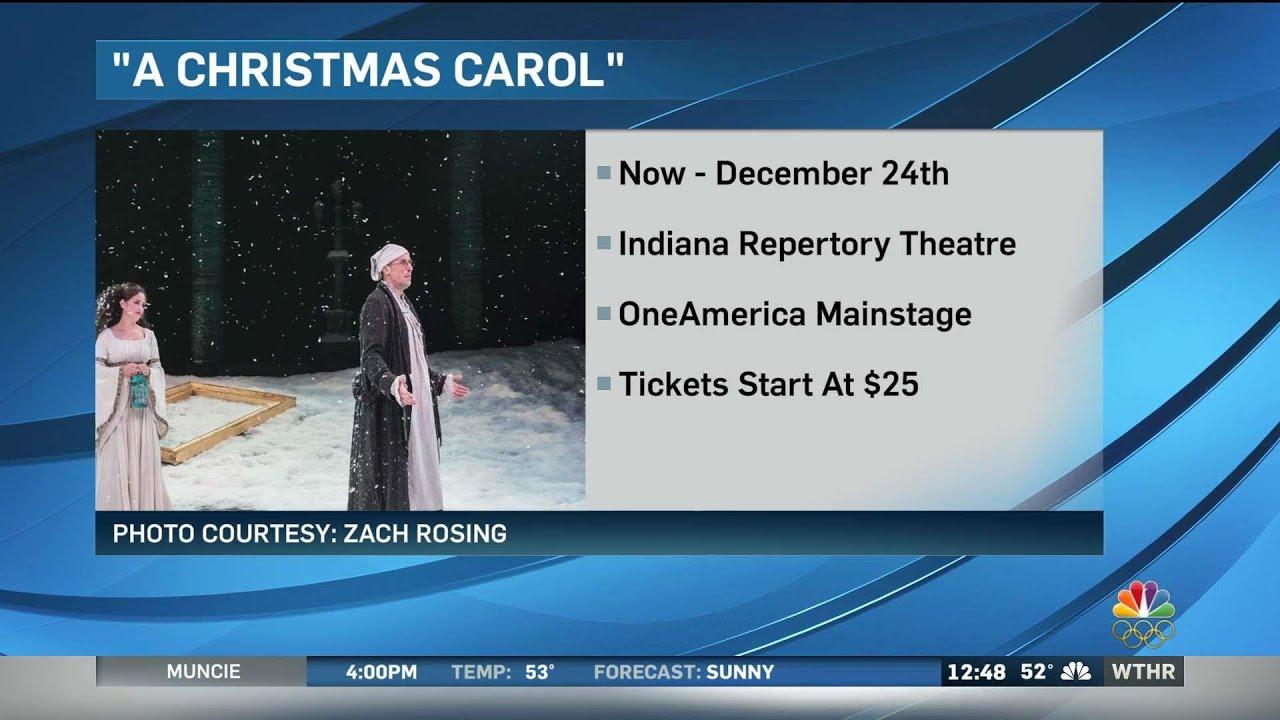 A Christmas Carol at the IRT - YouTube