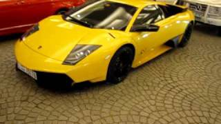 Supercars Dubai 2010 Mall of the Emirates Video 3