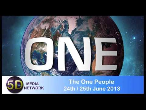 The One People 24/25 June 2013