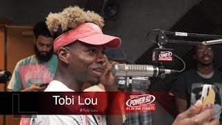 Tobi Lou Interview in The LitPit W HotRod Power92.3 Chicago Shot By MiguelVisuals