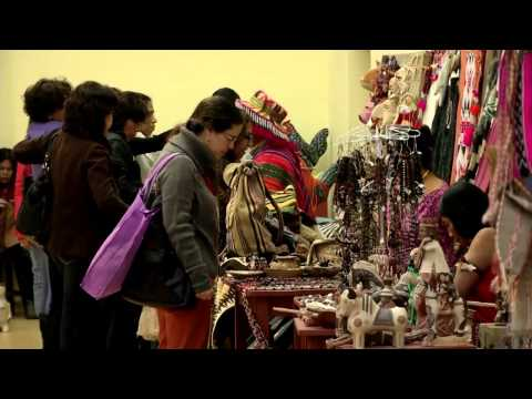 Ep 6. Peruvian Folk Art, Chocolate Fair in Venezuela | Cultura Latina