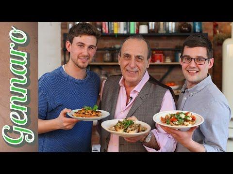 Italian Bruschetta - 3 Ways feat. SORTED Food