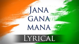 jana gana mana hd   national anthem with lyrics   best patriotic song