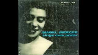 Ours - Mabel Mercer ‎- Mabel Mercer Sings Cole Porter