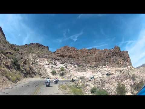 Oatman Arizona - Desert Riders