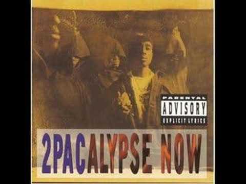 2Pac -2Pacalypse Now - Violent (Track 05)