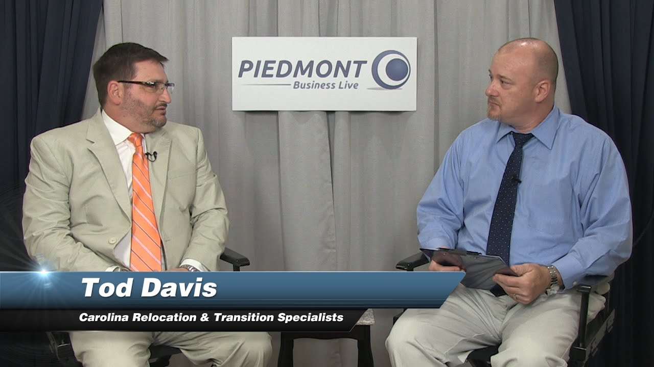 Carolina Relocation & Transition Specialists- Tod Davis