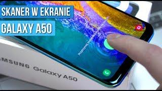 Samsung Galaxy A50 - RECENZJA - Lepszy od P30 Lite? / Mobileo [PL]