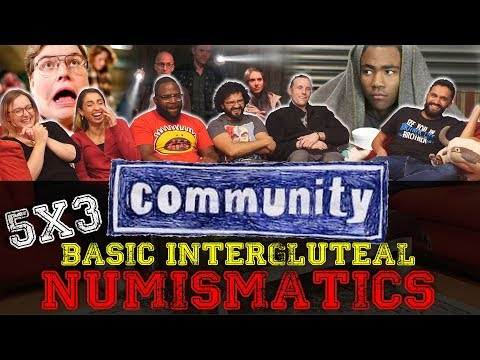 Community - 5x3 Basic Intergluteal Numismatics - Group Reaction