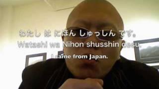 Oborogin's Japanese Lesson JĻPT 5