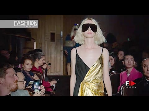 GUCCI Spring Summer 2019 Paris - Fashion Channel