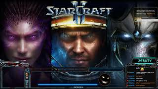 ★ Команда ZERGTV vs HTT | StarCraft 2 с ZERGTV ★
