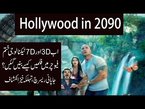 Hollywood in 2090  Future of film making  CGI & VFX technology ?